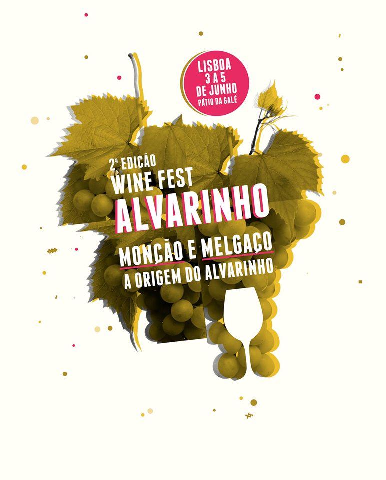 Valados de Melgaço presente no Alvarinho Wine Fest – Monção e Melgaço.