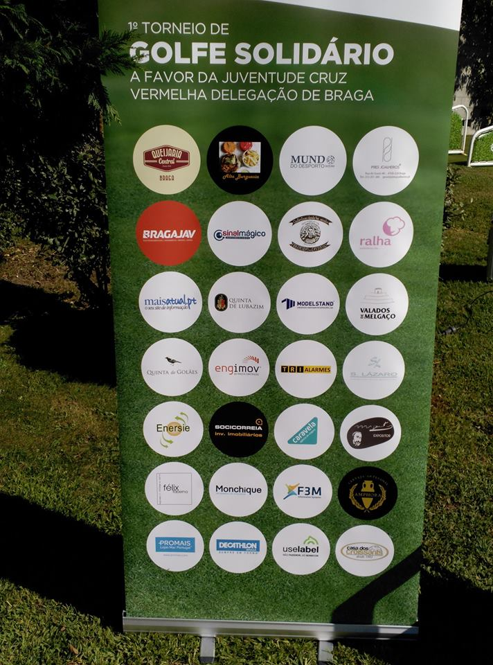 Valados de Melgaço sponsors the 1st Charity Golf Tournament, at Braga Golf Club