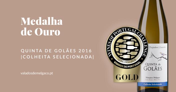 Medalha de Ouro – ViniPortugal 2018