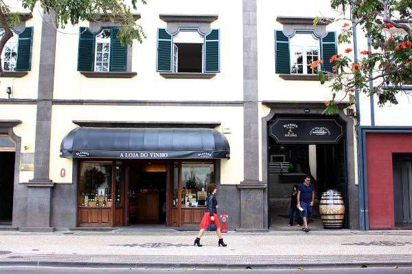 Valados de Melgaço na Madeira